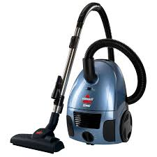 Shop Vacs At Lowes by Shop Bissell Canister Vacuum At Lowes Com