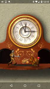 thanksgiving animated clock 3d android apps on play