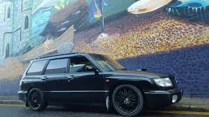 subaru forester lowered subaru forester 2 0 turbo 250bhp lowered in jarrow tyne and wear
