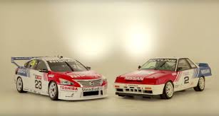 nissan australia extended warranty nissan to celebrate first atcc title with retro liveried altima