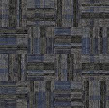 Cobalt B by World Woven Summerhouse Brights Cobalt Black Variation 1