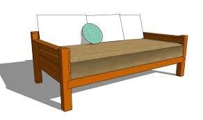how to build a daybed youtube