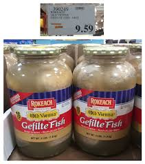 rokeach vienna gefilte fish the costco connoisseur kosher and kosher for passover at costco