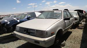 mitsubishi van 1988 junkyard find 1988 mitsubishi precis the truth about cars