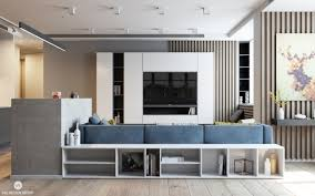 2 modern apartments under 1200 square feet area for young families
