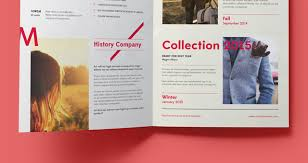 costum bi fold brochure template brochure templates pixeden