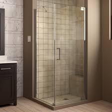 Glass Shower Door Ideas by Tremendous Modern Bathroom Design With Wooden Floor And Modern