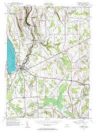Topographic Map Of Ohio by New York Topo Maps 7 5 Minute Topographic Maps 1 24 000 Scale