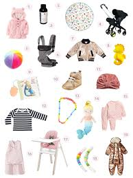 baby essentials my 6 month baby essentials list