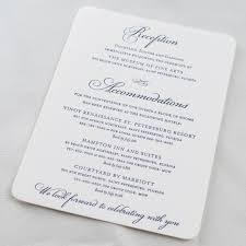Wedding Invitations Hotel Accommodation Cards Affordable Letterpress Wedding Invitations Tampa Bay Florida Blog