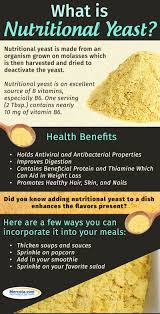 What Vitamin Is Good For Hair Loss The Importance Of Nutritional Yeast To Your Health