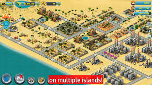 city island 3 building sim little to a big town android apps