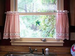 Discounted Curtains Gingham Kitchen Curtains Valances Tags Superb Country Kitchen