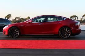 tesla model s p85d will accelerate faster with software update