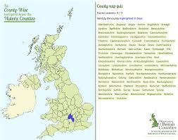Cheshire England Map by Try Your Luck At The Uk County Map Quiz Association Of British