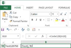 visual basic vba barcode macro u0026 functions tutorial