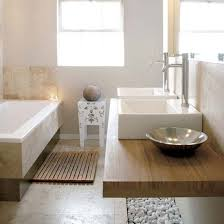 simple minimalist natural bathroom design for our home