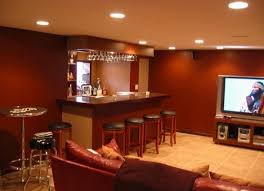Ideas For Finished Basement Miraculous Bar Night Ideas Tags Bar Ideas Black Brown Bar Stools