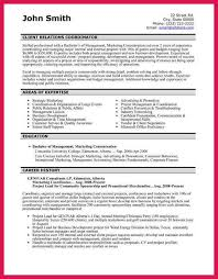 office coordinator resume sample program coordinator resume