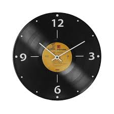 Weird Clock by Music Gifts Uncommongoods