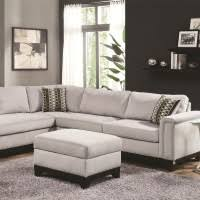 Light Gray Sectional Sofa by Stylish Light Gray Sectional Sleeper Sofa With Chaise Lounge And