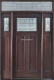 Wooden Door Design For Home by Simple Design Wood Door Simple Design Wood Door Suppliers And