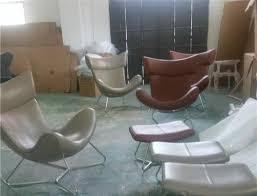 Boconcept Armchair Foshan Replica Bedroom Fiberglass Furniture Living Room Chairs