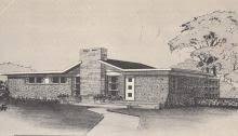 Vintage Southern House Plans 1954 House Plans Antique Alter Ego