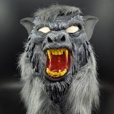wolf masquerade mask the terror mask masquerade mask props
