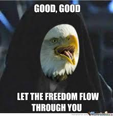Freedom Meme - lord freedom by ale vianne meme center