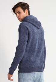 hollister outlets hollister co hoodie navy men clothing