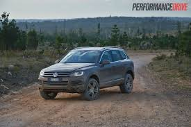 volkswagen jeep 2013 2013 volkswagen touareg v6 tdi review video performancedrive