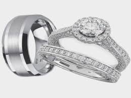 wedding rings his and hers ten ways on how to prepare for wedding rings sets for his