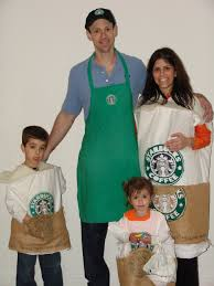 halloween costume for family halloween past 2007 meet the starbucks family bits and bytes