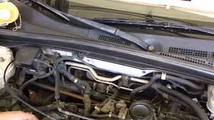 honda civic gx cng fuel injector removal part 1 youtube