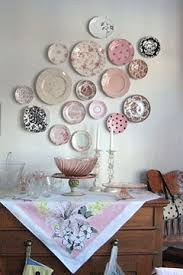 Shabby Chic Plates by First Home Southern Shabby Chic Books Movies Music Blogs