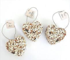100 bird seed ornament wedding favors bridal shower favor