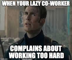 Lazy Worker Meme - bruh imgflip
