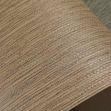 realistic faux grasscloth textured wallpaper metallic horizontal