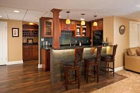 basement wet bar corner elegant french country kitchen