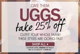 ugg discount code december 2014 shoe metro 25 uggs promo code hip2save