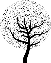 free vector graphic musical tree song sing free image