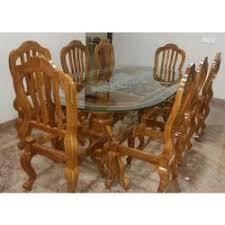 dining table set designs designer wooden dining table set at rs 60000 set devarahalli
