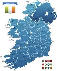 Map Of Ireland And England by The Charm Of These Major Cities In Ireland Will Not Let You Sleep