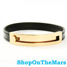 leather bracelet with gold images Hermes leather bracelet gold and black for women jpg