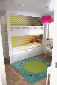 hvitstil com plassbygd seng til jenterommet for the home