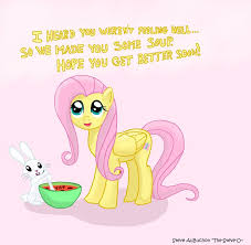 feel better cards fluttershy get well card by auburn ink on deviantart