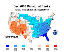 temperature map florida national climate report december 2010 state of the climate