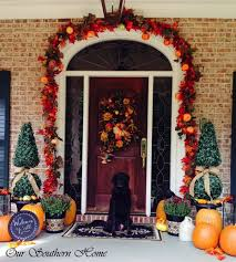 Fall Decorating Ideas For Front Porch - 10 fall porch ideas