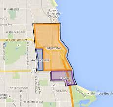 40th ward chicago map 44th ward chicago map